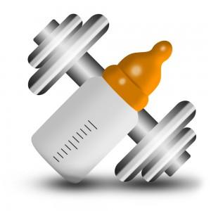 Vollzeitvater-Logo