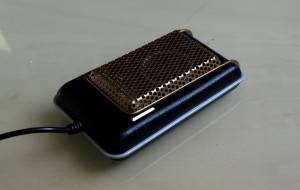 Star Trek TOS Communicator, als USB-Telefon mit X-Lite, geschlossen