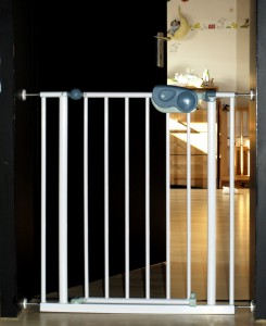 Treppensicherung am Kinderzimmer