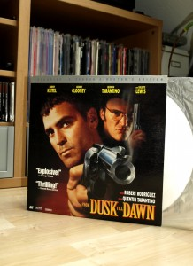 From Dusk Till Dawn, NTSC Laserdisc