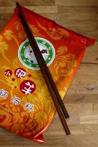 """Chinesisches """"Maggi-Fix"""" für Hot Pot"""