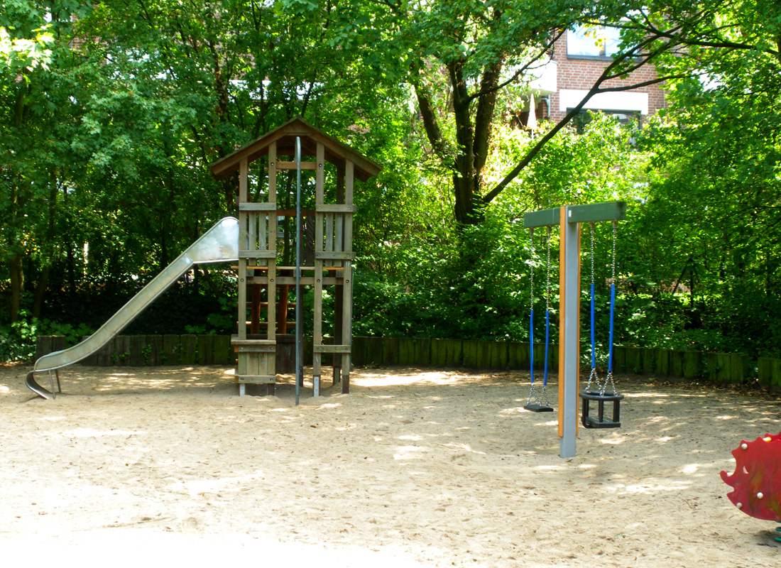 Spielplatz Umgebung