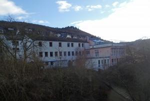 Die Jugendherberge in Cochem