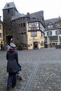 Die Altstadt von Cochem