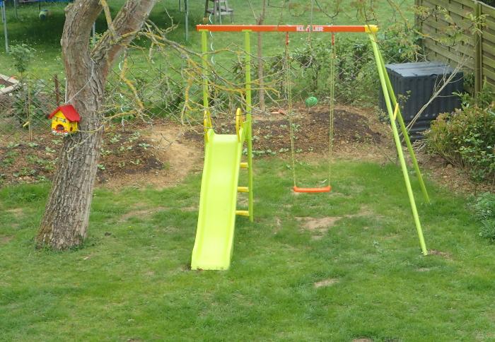 Gut bekannt Der Spielplatz im Garten – Vollzeitvater AJ15