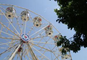 Riesenrad in Korschenbroich