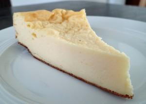 Low-Carb-Käsekuchen, glutenfrei