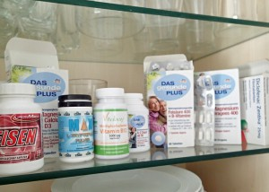 Vitamine und Mineralien für die Wettkampfdiät