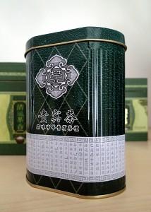 Grüner Tee, aus China
