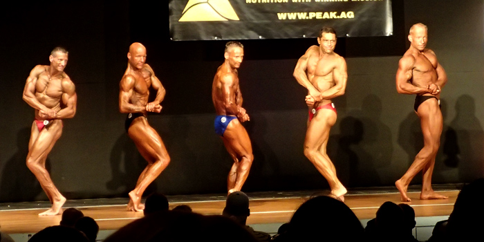 GNBF 2014, Masters I, Natural Bodybuilding, ü40