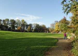 Spielplatz in Neuss