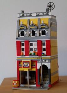Lego Modular-House: Post Office