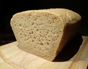 Schneekoppe, glutenfrei, dunkle Brotmischung