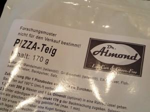 Dr. Almond Pizzateig