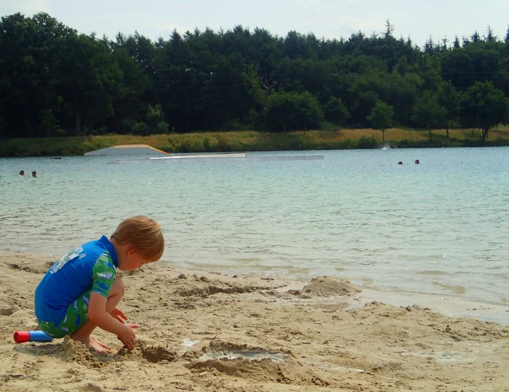 Dankern-See, öffentlich und ohne Kosten