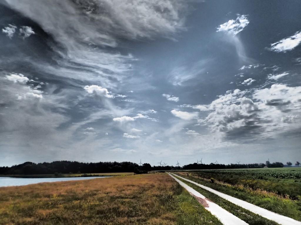Moorgebiet kurz vor der Festung Bourtange