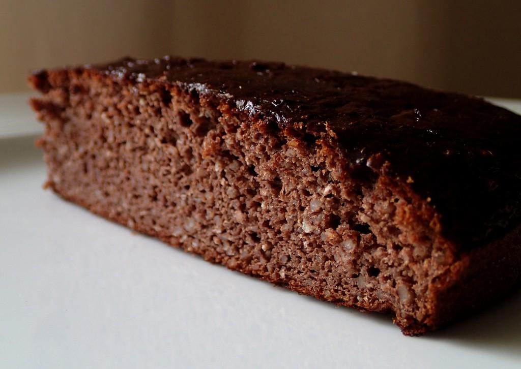 Protein-Schokoladenkuchen, glutenfrei