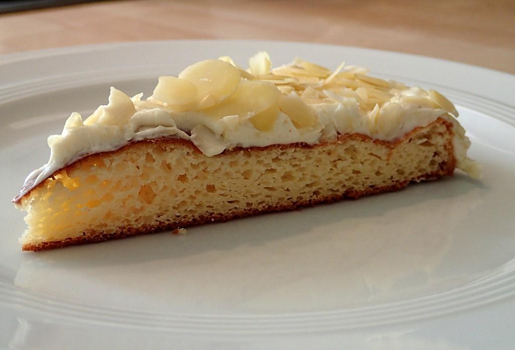 FANTA-Kuchen, zucker- und fettreduziert