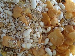 glutenfreies Müsli mit ESN-Protein-Crispies