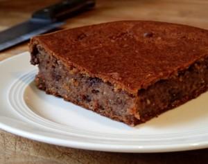 Schokoladenkuchen, glutenfrei
