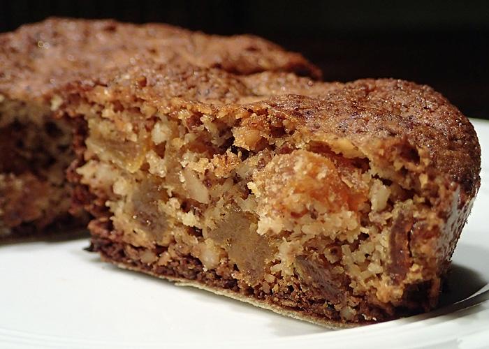 Paleo-Lebkuchen, glutenfrei