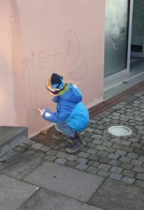 Graffiti für Anfänger