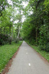 Radwege in Holland, Knotenpunkt-Wege