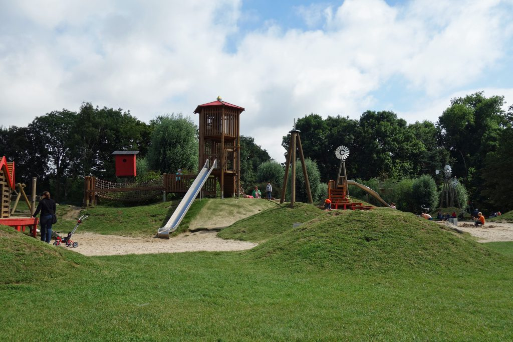 Brückenkopf-Park bei Jülich,