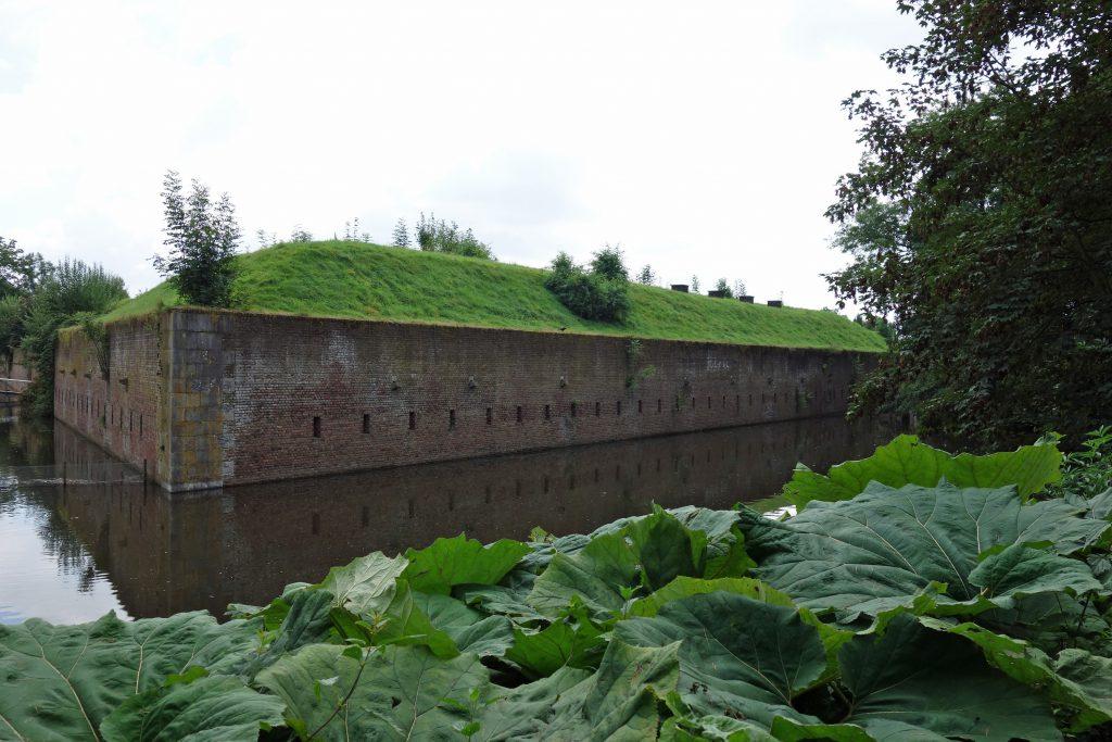 Brückenkopf-Park bei Jülich, Zitadelle
