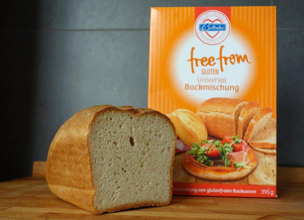 Testbericht Glutenfreie Backmischung Fur Brot Freefrom Gluten