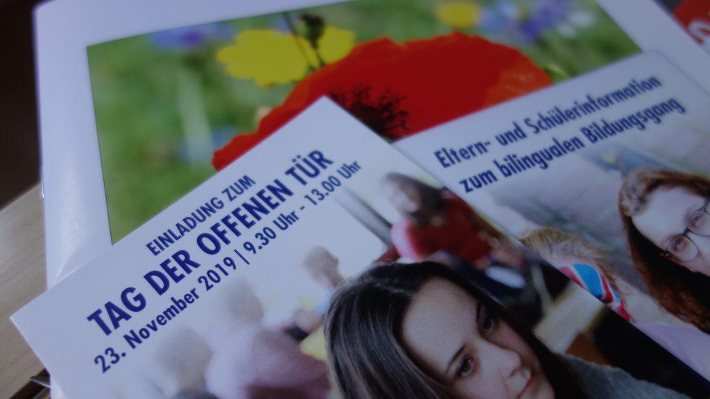 Tag der offenen Tür am Math-Nat Mönchengladbach2019.