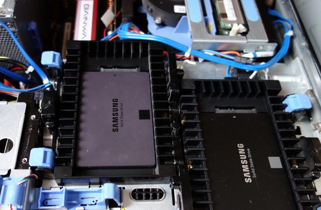 DELL T5500, SSD, GTX 1060