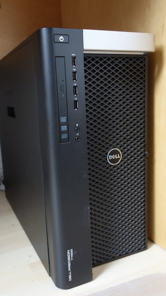 DELL T7600 Workstation