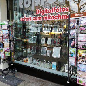 Das Geschäft meines Vaters in Düsseldorf