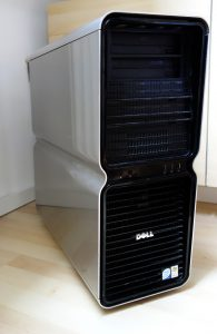 DELL XPS 710 mit GTX 8800 aus 2006