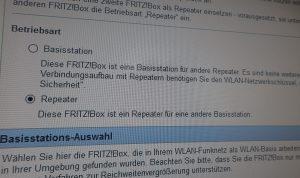 FritzBox 7270 als Repeater