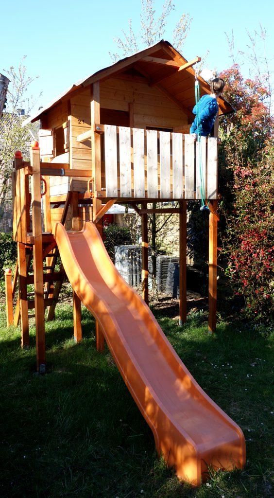 Isidor Spielturm (Stelzenhaus), Erfahrungsbericht, Domizilio