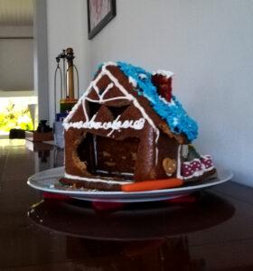 Lebkuchenhaus, später